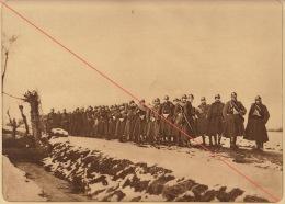Planche Du Service Photographique De L´armée Belge WW1 Guerre Gyverinckove Pour Steestraete - 1914-18