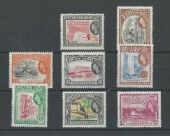 Guyane Brit: 206/ 213 ** - Guyane (1966-...)