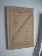 Luxemburg Luxembourg Petite Suisse Buch Map Album Mit 10 Schöne Ansichtskarten Alt - Cartes Postales