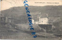 01 - SAINT SORLIN EN BUGEY - CHATEAU DU MOLARD - Trévoux