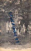 01 - SAINT SORLIN EN BUGEY - FETES DU 11 NOVEMBRE  LE MONUMENT AUX MORTS - Trévoux