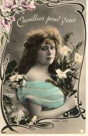 Mabel Love.Reutlinger. - Artistes