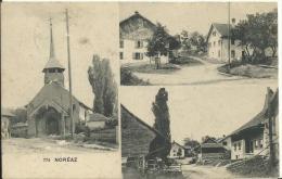 NORÉAZ. - FR Fribourg