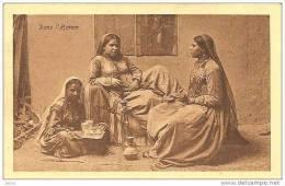 EGYPTE FEMMES DANS L´HAREM,BEAU PLAN A VOIR !! REF  16369 - Personnes