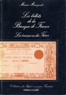 LIVRE # CATALOGUE # BILLET DE LA BANQUE DE FRANCE # MAURICE MUSYNSKI # EMISSIONS DU TRESOR # 1985 - Livres & Logiciels