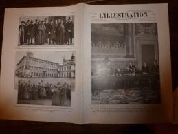 1929  La Reine-Mère D´Espagne; Linadia  ( île De Skyros; Châlet Des Houches (Savoie);Saint-Jean-de-Si Xt ;GRÜNEWALD - Journaux - Quotidiens