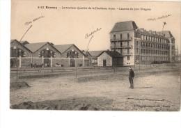 C P A----35----RENNES-----le Nouveau Quartier De La Duchesse Anne-caserne Du 24 M  Dragons--voir 2 Scans - Rennes