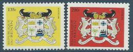 """Benin YT 708AL Et AM """" Série Courante """" 1995 Neuf** - Bénin – Dahomey (1960-...)"""