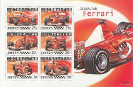 GIBRALTAR 2004 - Ferrari S/S - Mi B65, Sc 998a - Cars