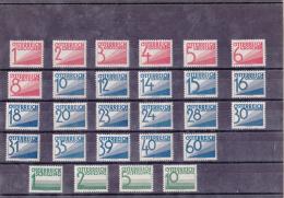 1925 PORTO-SATZ ** - Postage Due