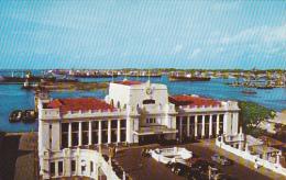 Sri Lanka Ceylon Colombo Harbour