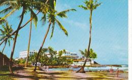 Sri Lanka Ceylon Mount Lavinia Hotel and Beach