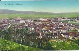 Postcard (Places) - Slovenia Ljubljana (Laibach / Lubiana / Labacum / Aemona) - Slovenia