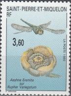 Saint-Pierre & Miquelon 1992 Yvert 560 Neuf ** Cote (2015) 1.70 Euro Faune Et Flore - Neufs