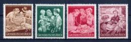 1944, Reich, Complete Set MNH/**, Michel Catalog No. 869/872, 0.40 Euro - Ongebruikt