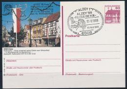 Germany Deutschland Alzey Wine Stationery Card Wein Postkarte °BL0868 - Wein & Alkohol