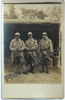 CPA Carte Photo Guerre 14-18 Militaire Médecin Croix Rouge Red Cross Military WW1 - Guerra 1914-18