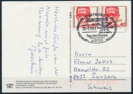 Germany Deutschland Naposta 1993 Special Postmark Day Of The Beer Sonderstempel Bier °BL1004 - Biere