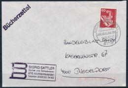 Germany Deutschland Kirchheimbolanden Special Postmark Beer Sonderstempel Bier °BL1007 - Biere
