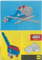 LEGO SYSTEM - Plan Notice 402 (Pad. Pend S-112) - Plans
