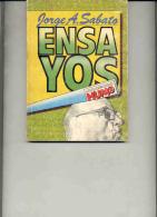 ENSAYOS CON HUMOR: JORGE SÁBATO. GECKO. - Cultural