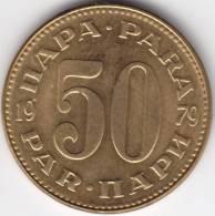 @Y@    Joegoslavië  50 Para  1979   UNC  (C336) - Yougoslavie