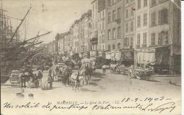 MARSEILLE - LE QUAI DU PORT - LL. PRECURSEUR. SCAN R/V - Puerto Viejo (Vieux-Port), Saint Victor, Le Panier