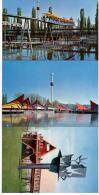 Lausanne - Exposition Nationale Suisse 1964 - 3 CP - VD Vaud