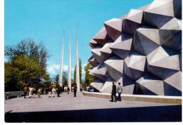 Lausanne - Exposition Nationale Suisse 1964 - Le Pavillon De La Défense Nationale - VD Vaud