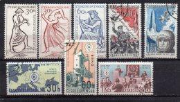 TCHECOSLOVAQUIE 1961 O - Tschechoslowakei/CSSR