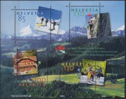 Zwitserland, Mi Blok 39 Jaar 2005, Postfris, (MNH),  Zie Scan - Blocs & Feuillets