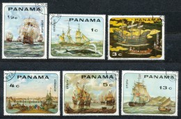 Panama  - Mi.Nr  . 1063 - 1068    - Gestempelt - Panama