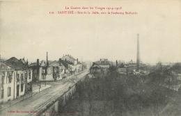 88 SAINT DIE RUE DE LA BOLLE VERS LE FAUBOURG SAINT MARTIN - Saint Die