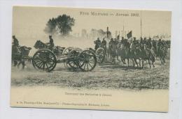 (J383) - Fête Militaire - Anvers 1902 - Carrousel Des Batteries à Cheval / N° 10 - Antwerpen