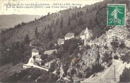 73 - Bords Du Lac D´Aiguebelette - NOVALAISE - Savoie - Col Du Mont Lépine - Les Villas Doria - Autres Communes