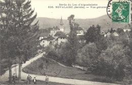 73 - Bords Du Lac D´Aiguebelette - NOVALAISE - Savoie - Vue Générale - Aix Les Bains