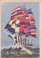 Dirksen.  Europa A Vele Spiegate - Illustrateurs & Photographes