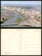 PORTUGAL COR 27856 - MOÇAMBIQUE MOZAMBIQUE - BEIRA - VISTA ÁEREA DA CIDADE - - Mozambique