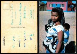 PORTUGAL COR 27878 - MOÇAMBIQUE MOZAMBIQUE - NAMPULA MULHER D'ANGOCHE - Mozambique