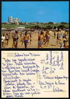 PORTUGAL COR 27883 - MOÇAMBIQUE MOZAMBIQUE - LOURENÇO MARQUES - PRAIA DA POLANA - Mozambique
