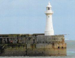 Postcard - Dover Breakwater West Lighthouse, Kent. SMH42 - Lighthouses