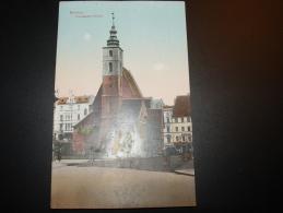 BRESLAU CHRISTOPHORI KIRCHE EGLISE CHURCH FELDPOST  Pour RADEBEUL DRESDEN   POLAND POLEN POLOGNE - Polonia