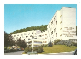 Cp, 65, Bagnères-de-Bigorre - L'Arbizon, Centre Médical National M.G.E.N, écrite 1990 - Bagneres De Bigorre