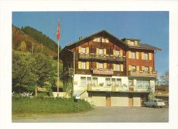 Cp, Suisse, Torgon, Station, Hôtel De Torgon - VS Valais