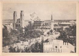 Somalia Italiana Mogadiscio La Moschea Col Minareto - Somalia
