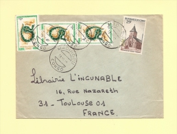 Congo - Madingou - Theme Serpent - République Du Congo (1960-64)
