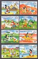 Grenada  Grenadines  998-1005   **  DISNEY  AUSTRALIA  SYDPEX - Grenada (1974-...)