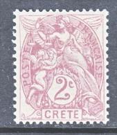 French  Office  In CRETE  2   * - Crete (1902-1903)