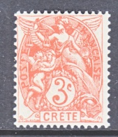 French  Office  In CRETE  3   * - Crete (1902-1903)
