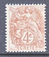 French  Office  In CRETE  4   * - Crete (1902-1903)